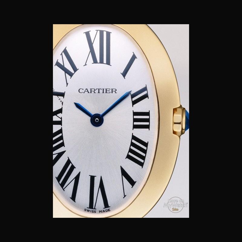 watch cartier montre baignoire petit mod le baignoire w8000008 yellow gold. Black Bedroom Furniture Sets. Home Design Ideas