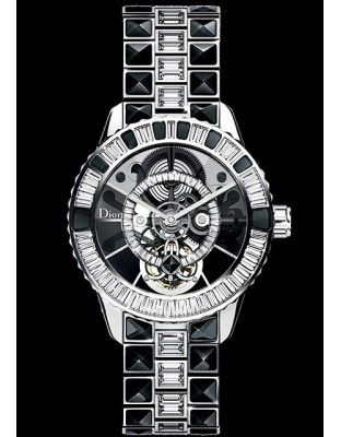 Dior Christal Tourbillon Diamants