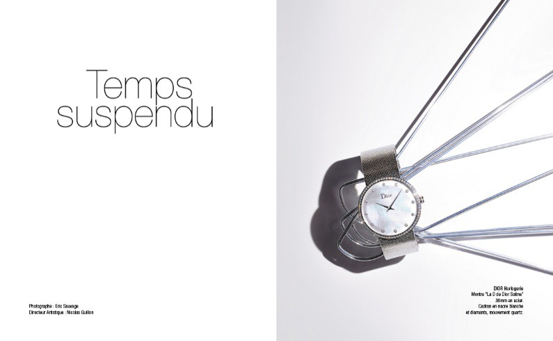 """Temps suspendu"" Serie"