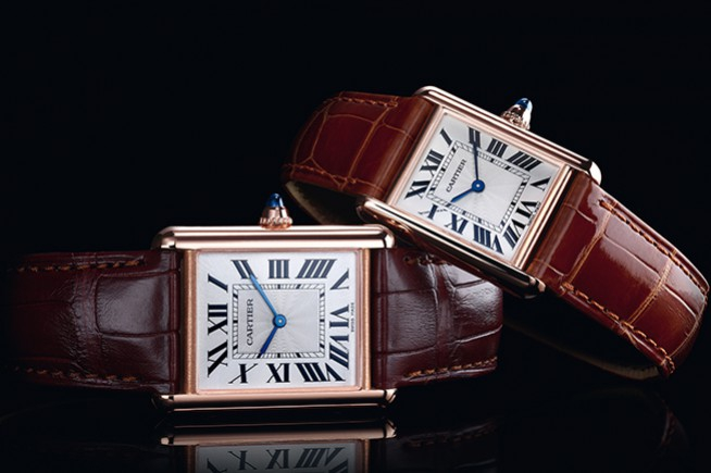 Cartier's Tank celebrates 100 years