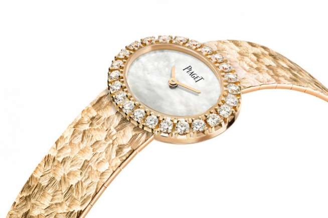 SIHH 2018 : Piaget Extremely Lady, a charismatic creation